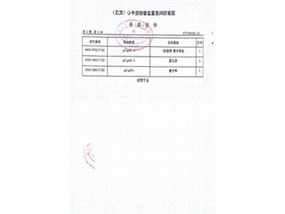 产品外检报告2